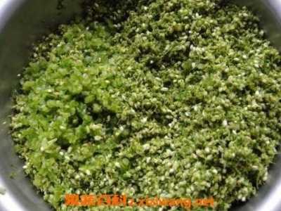 韭菜花的腌制方法教程 如何腌制韭菜花