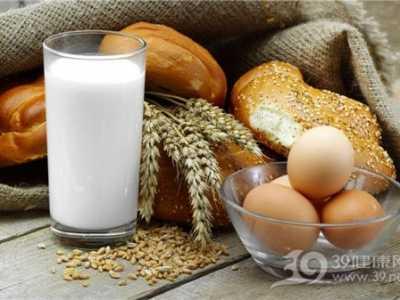 减肥健身中最完美蛋白质食物 鸡蛋牛奶能减肥吗