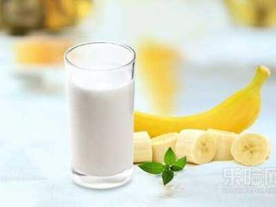 香蕉和牛奶可以一起吃吗 牛奶加香蕉可以喝吗