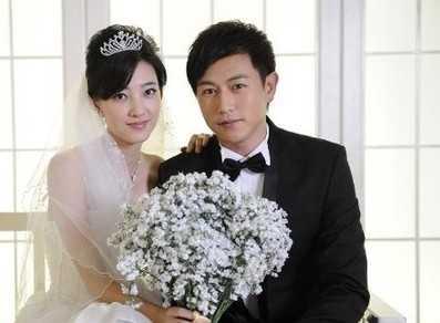 陈键锋王丽坤结婚照和个人资料 陈键锋王丽坤综艺