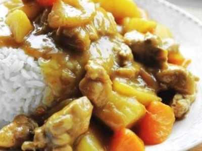 教你咖喱鸡块正确的做法 咖喱鸡块的做法