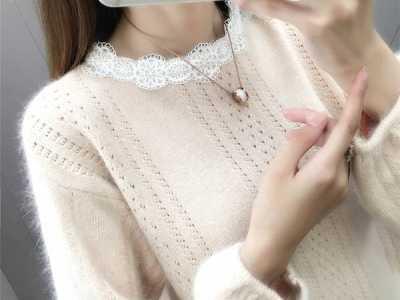 冬天一件打底毛衣很重要 短袖毛衣怎么搭配冬天