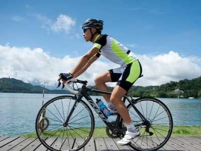 一天骑自行车多久合适 骑自行车骑多久