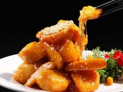 拔丝地瓜的制作方法 拔丝红薯的做法