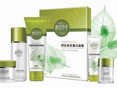 2018年中国五大护肤品牌排行榜 中国护肤品牌排行榜