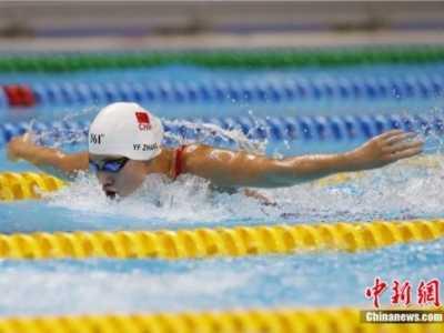 4x100混合泳接力成绩被取消 接力游泳