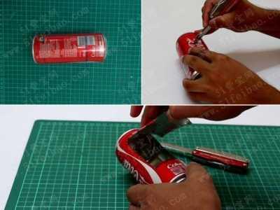 教你易拉罐如何做爆米花 家庭自制爆米花